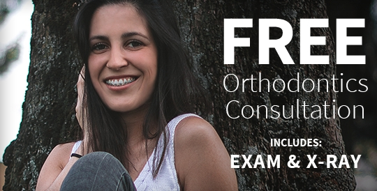 Orthodontics consultation special coupon